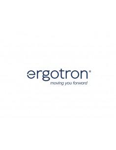 """Ergotron MXV Series Desk Dual Monitor Arm 61 cm (24"""") Puristin Musta Ergotron 45-530-224 - 1"""