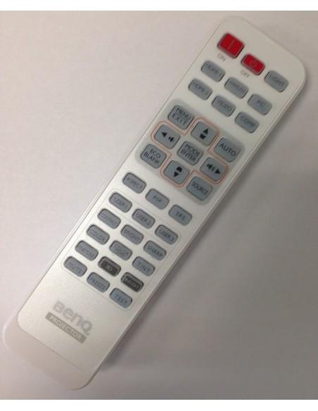 Benq 5J.J7N06.001 remote control Projector Press buttons Benq 5J.J7N06.001 - 2