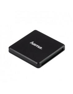 Hama 00124022 kortinlukija USB 3.2 Gen 1 (3.1 1) Type-A Musta Hama 124022 - 1