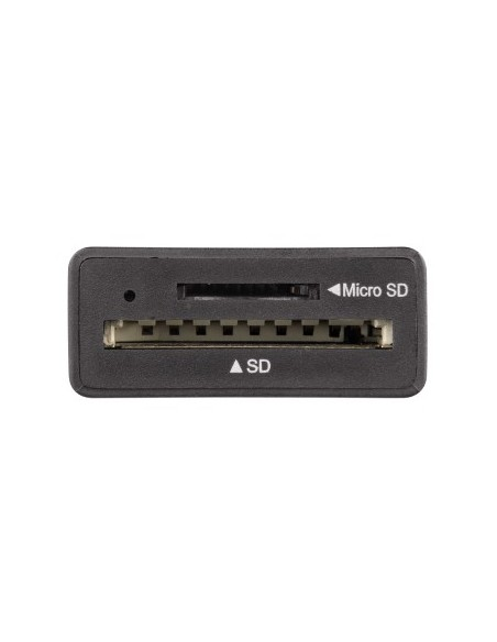Hama 00054141 gränssnittshubbar 480 Mbit/s Svart Hama 54141 - 4