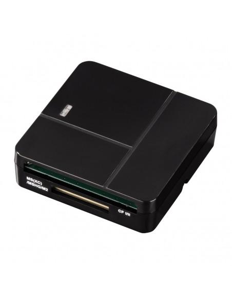 Hama 00094124 card reader USB 2.0 Black Hama 94124 - 2