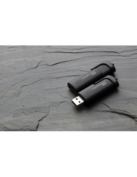 Kingston Technology DataTraveler 104 USB-muisti 16 GB USB A-tyyppi 2.0 Musta Kingston DT104/16GB - 8