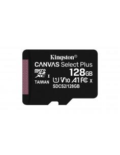 Kingston Technology Canvas Select Plus memory card 128 GB MicroSDXC UHS-I Class 10 Kingston SDCS2/128GBSP - 1