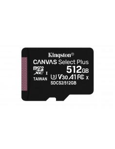Kingston Technology Canvas Select Plus flashminne 512 GB MicroSDXC UHS-I Klass 10 Kingston SDCS2/512GBSP - 1