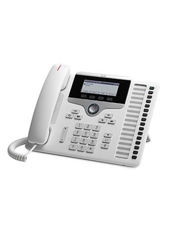 Cisco 7861 IP-puhelin Valkoinen Johdollinen puhelin 16 linjat Cisco CP-7861-W-K9= - 1