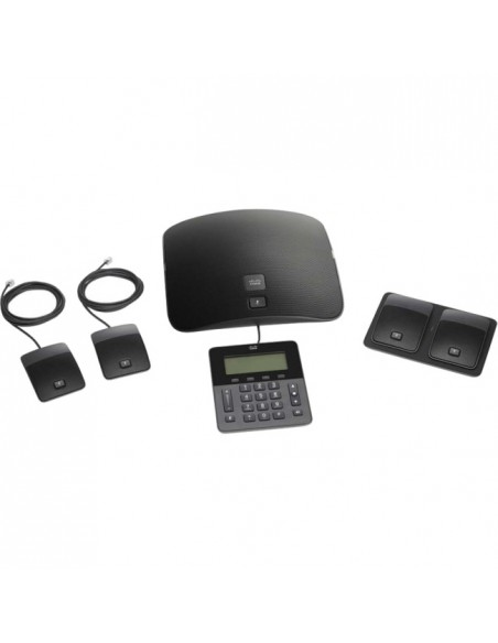 Cisco Unified IP Conference Phone 8831 Daisy Chain Kit IP-puhelin Musta LCD Cisco CP-8831-DC-K9= - 5