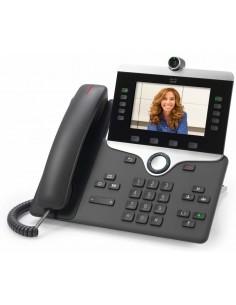 Cisco 8845 IP phone Black Wired handset LCD Cisco CP-8845-3PCC-K9= - 1