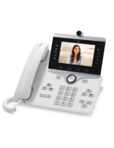 Cisco IP PHONE 8845 IP-puhelin Valkoinen Johdollinen puhelin LCD Cisco CP-8845-W-K9= - 1