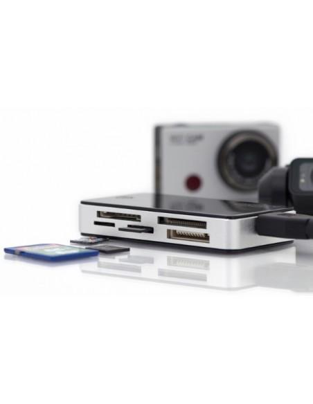 Digitus DA-70330-1 kortinlukija USB 3.2 Gen 1 (3.1 1) Musta, Valkoinen Digitus DA-70330-1 - 10