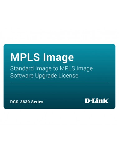 D-Link DGS-3630-52PC-SE-LIC ohjelmistolisenssi/-päivitys 1 lisenssi(t) Monikielinen D-link DGS-3630-52PC-SE-LIC - 1