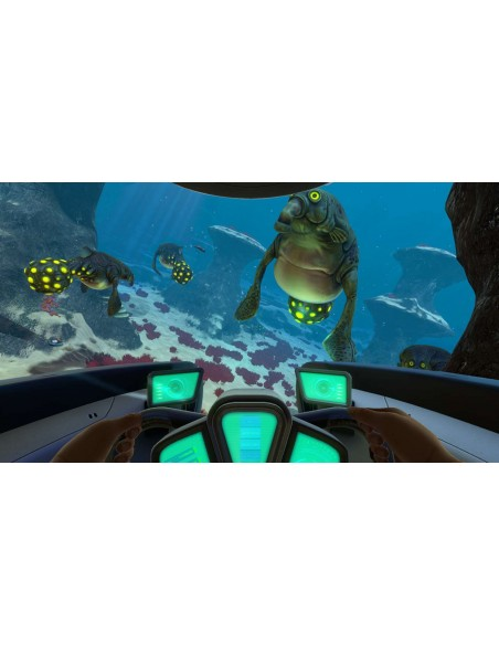 Microsoft Subnautica Xbox One Perus Microsoft 6JN-00046 - 2