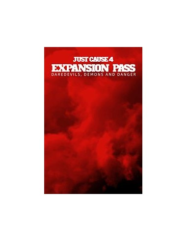 Microsoft Just Cause 4 - Expansion Pass, Xbox One Microsoft 7D4-00334 - 1