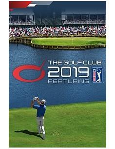 Microsoft The Golf Club 2019 PGA TOUR videopeli Perus Xbox One Microsoft G3Q-00604 - 1