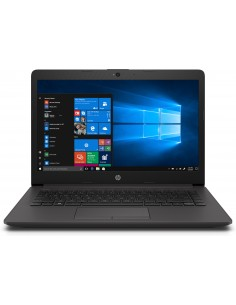 "HP 240 G7 Kannettava tietokone Musta 35.6 cm (14"") 1920 x 1080 pikseliä 10. sukupolven Intel® Core™ i3 8 GB DDR4-SDRAM 256 SSD H"
