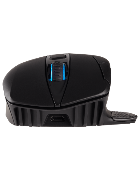 Corsair DARK CORE RGB hiiri Bluetooth+USB Type-A Optinen 16000 DPI Oikeakätinen Corsair CH-9315011-EU - 10