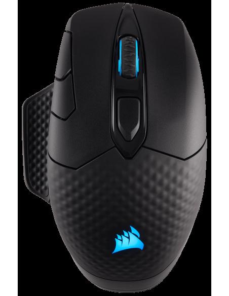 Corsair DARK CORE RGB hiiri Bluetooth+USB Type-A Optinen 16000 DPI Oikeakätinen Corsair CH-9315011-EU - 16