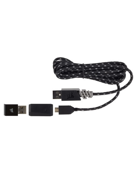 Corsair DARK CORE RGB hiiri Bluetooth+USB Type-A Optinen 16000 DPI Oikeakätinen Corsair CH-9315011-EU - 22