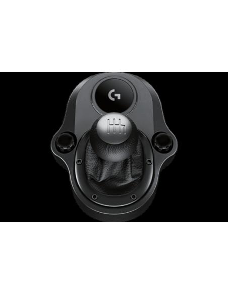 Logitech Driving Force Shifter Erikois PlayStation 4,Xbox One Analoginen/Digitaalinen Musta Logitech 941-000130 - 2