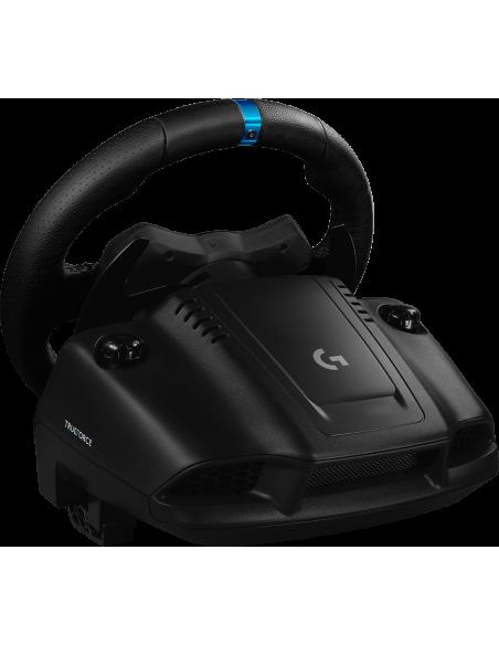 Logitech G G923 Ohjauspyörä + polkimet PC, PlayStation 4 USB Musta Logitech 941-000149 - 3