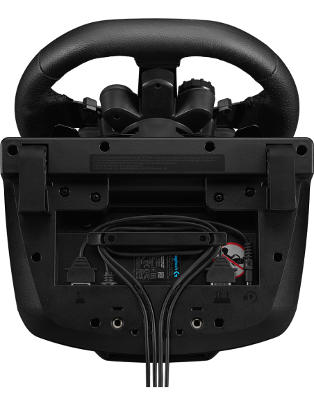 Logitech G G923 Ohjauspyörä + polkimet PC,Xbox 360 USB Musta Logitech 941-000158 - 6