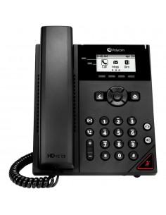 POLY VVX 150 Obi Edition IP-puhelin Musta Johdollinen puhelin LCD 2 linjat Poly 2200-48812-125 - 1