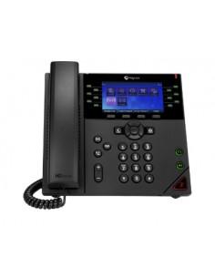 POLY VVX® 450 IP-puhelin Musta Johdollinen puhelin LED 12 linjat Poly 2200-48842-125 - 1