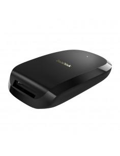 Sandisk EXTREME PRO kortinlukija Musta USB 3.2 Gen 1 (3.1 1) Type-C Sandisk SDDR-F451-GNGNN - 1