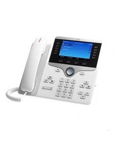 Cisco 8861 IP-puhelin Valkoinen Johdollinen puhelin 5 linjat Wi-Fi Cisco CP-8861-W-K9= - 1