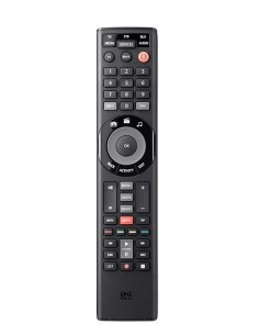 One For All Smart control 5 remote IR Wireless Audio, Cable, DTT, DVD/Blu-ray, Game console, Home cinema system, IPTV Oneforall