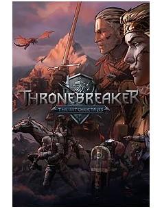 Microsoft Thronebreaker: The Witcher Tales, Xbox One Perus Microsoft G3Q-00642 - 1