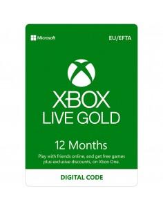 Microsoft Xbox Live Gold One Microsoft S4T-00026 - 1
