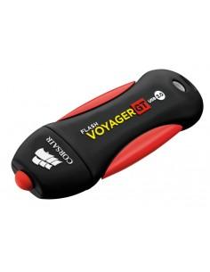 Corsair Voyager GT USB-muisti 1000 GB USB A-tyyppi 3.2 Gen 1 (3.1 1) Musta, Punainen Corsair CMFVYGT3C-1TB - 1