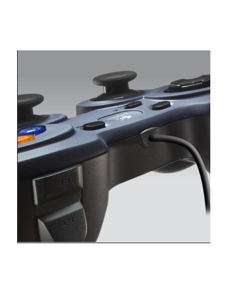 Logitech G F310 Pad-ohjain PC Digitaalinen Musta, Sininen, Monivärinen Logitech 940-000138 - 6