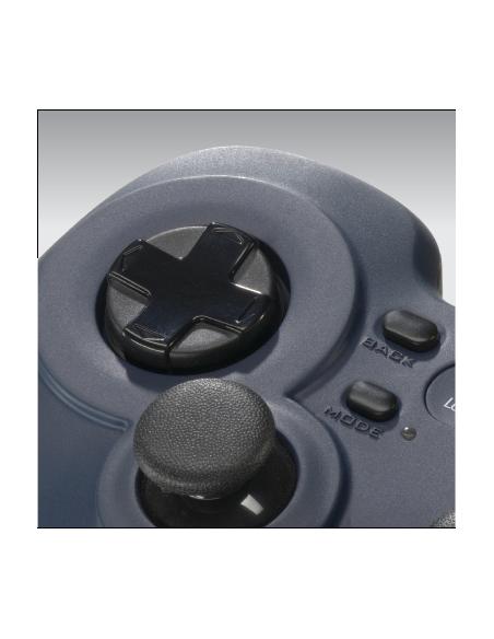 Logitech G F310 Pad-ohjain PC Digitaalinen Musta, Sininen, Monivärinen Logitech 940-000138 - 11