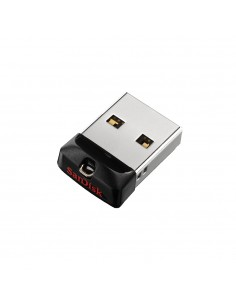 Sandisk SDCZ33-032G-G35 USB-muisti 32 GB 2.0 Musta, Hopea Sandisk SDCZ33-032G-G35 - 1