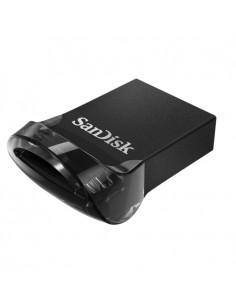 Sandisk Ultra Fit USB-muisti 256 GB USB A-tyyppi 3.2 Gen 1 (3.1 1) Musta Sandisk SDCZ430-256G-G46 - 1
