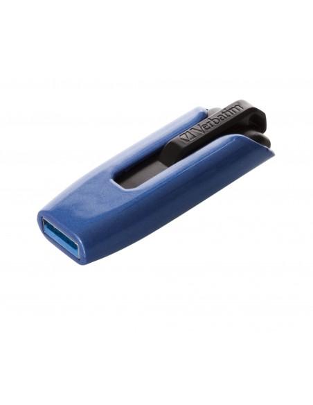 Verbatim Store 'n' Go V3 Max USB-muisti 32 GB USB A-tyyppi 3.2 Gen 1 (3.1 1) Sininen Verbatim 49806 - 4