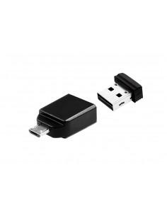 Verbatim Store' n' Go Nano USB-muisti 32 GB USB A-tyyppi 2.0 Musta Verbatim 49822 - 1