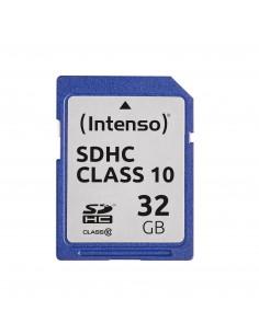 Intenso 32GB SDHC flash-muisti Luokka 10 Intenso 3411480 - 1