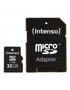 Intenso 32GB MicroSDHC flash-muisti Luokka 10 Intenso 3413480 - 1