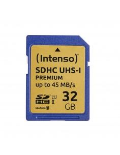 Intenso 32GB SDHC flash-muisti Luokka 10 UHS-I Intenso 3421480 - 1