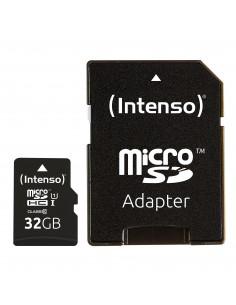 Intenso 32GB microSDHC flash-muisti Luokka 10 UHS-I Intenso 3423480 - 1