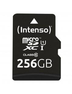 Intenso microSD Karte UHS-I Premium flash-muisti 256 GB Luokka 10 Intenso 3423492 - 1