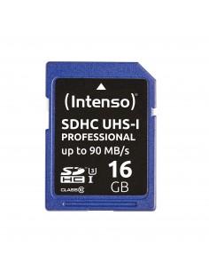 Intenso 16GB SDHC flash-muisti Luokka 10 UHS-I Intenso 3431470 - 1