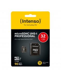 Intenso 3433480 flash-muisti 32 GB MicroSDHC Luokka 10 UHS-I Intenso 3433480 - 1