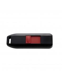 Intenso 16GB USB2.0 USB-muisti USB A-tyyppi 2.0 Musta, Punainen Intenso 3511470 - 1