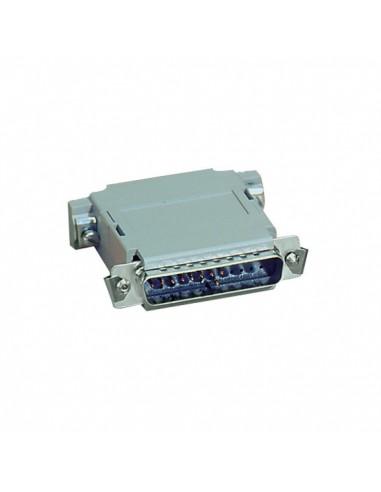 Black Box 522304 kaapeli liitäntä / adapteri DB25 Harmaa Black Box 522304 - 1
