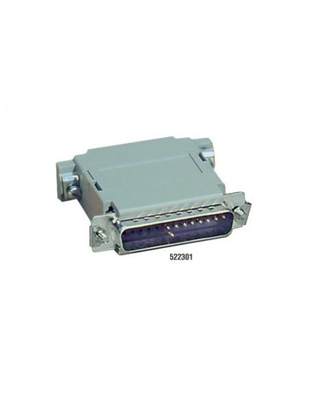 Black Box 522305 kaapeli liitäntä / adapteri DB25 Harmaa Black Box 522305 - 3