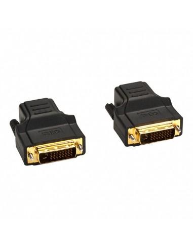Black Box AC1035A-R2 RJ-45 DVI-D Musta kaapeli liitäntä / adapteri Black Box AC1035A-R2 - 1