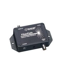 Black Box AC446A-RX AV-vastaanotin Musta AV-signaalin jatkaja Black Box AC446A-RX - 1